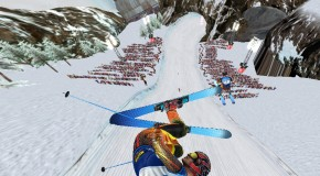 New Flyer And Screenshots For Bandai Namco/Raw Thrills' Super Alpine Racer