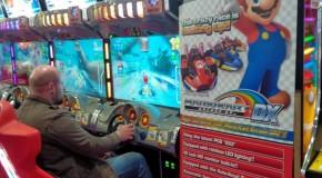 Bandai Namco Suggests Celebrating Mario Day With Mario Kart Arcade GP DX