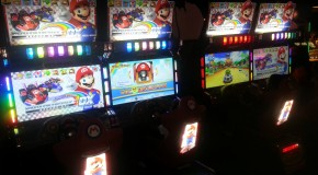 Bandai Namco's Mario Kart Arcade GPDX On Location Test At Dave & Busters Locations Across the US