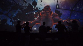 Dome Screen Gaming Gets A Crowd Multiplayer Upgrade With Fulldome Pro