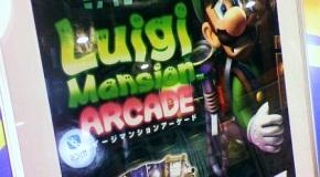 Capcom Has Tested Luigi's Mansion Arcade In Japan