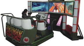Chinese Companies Show Off Their Latest Arcades at CIAE2015