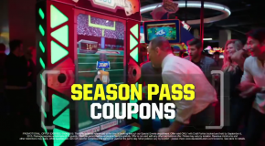 SNK Bought By A Chinese Firm; New Football Videmption Game Testing At Dave & Busters