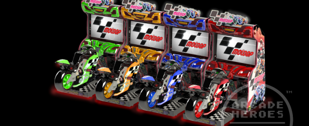 The Next Racing Game From Play Mechanix & Raw Thrills: MotoGP
