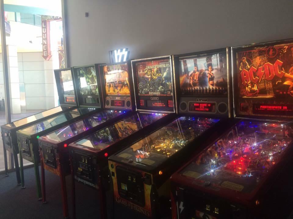 Arcade Heroes New Arcade Alert: Fremont Arcade (Las Vegas, NV); Arcade Closure: Arcade Street ...