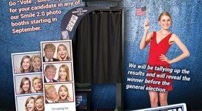 Newsbytes: Rare Star Trek Card; Election Booths 2016; Killer Queen; Sega; NTG#94