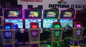 IAAPA Day 1: Impressions on Daytona 3, Cruis'n Blast, The Walking Dead, Maximum Tune 5 & More