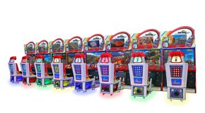 Sega Updates: Luigi's Mansion Arcade; Initial D Zero; Daytona Championship USA