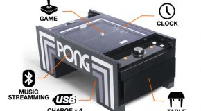 Atari Pong Coffee Table Project Raising Funding For A General Release