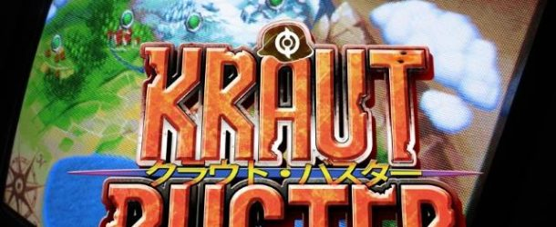 "NG:Dev Team's ""Love Letter"" to the Neo Geo, Kraut Buster, Officially Released"