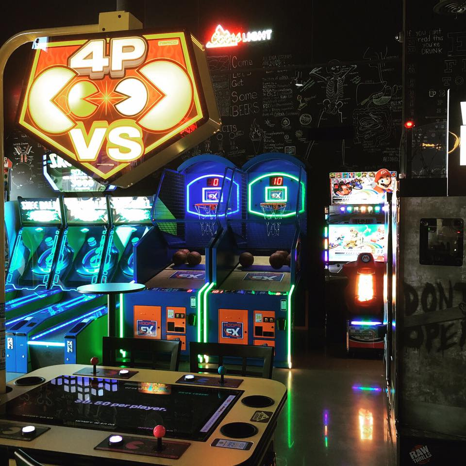 The Operating Room arcade