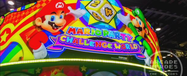 IAAPA 2017: Mario Party Challenge World Prototype