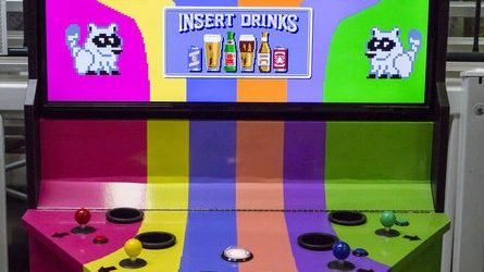 Just for Bar/Arcades In 2018: Tipsy Raccoons