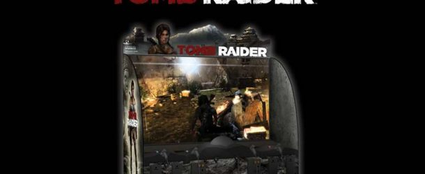 Dave & Busters Officially Rolls Out Tomb Raider Arcade