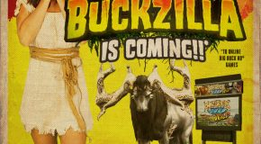 Buckzilla Coming To Big Buck Wild Arcade Machines May 1st