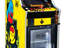 Pac-Man's Pixel Bash Chill Offers Licensed Multi-gaming For Man Caves