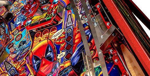 Stern Pinball Pulls The Curtain Back On Deadpool