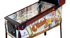 American Pinball Launches Oktoberfest: Pinball On Tap