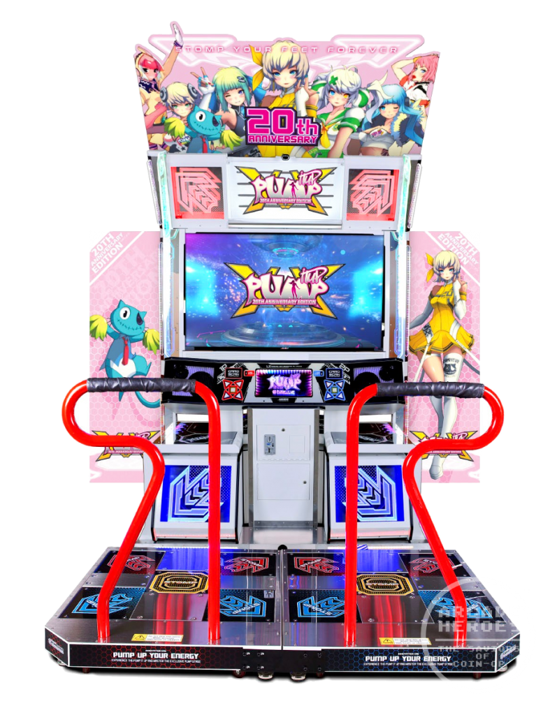 Pump It Up XX by Andamiro