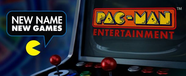 Namco USA Arcade Operations Expanding & Re-branding As Pac-Man Entertainment