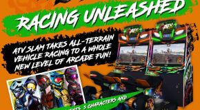 Sega Unleashes An ATV Slam Trailer