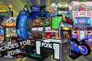 Shipping & Release Updates: Pump It Up XX; ATV Slam; PIU-XX; Fantasy Soccer; Atari PONG Table Coin-op & More