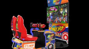 Next From Raw Thrills: Nerf Arcade