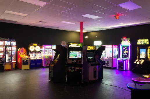New Arcades Open In CA, FL, IA, ID, KY, MN, MO, NM, TX, WI, & The UK