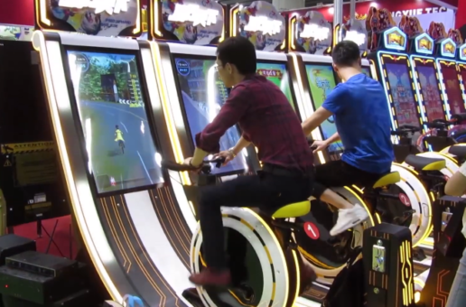 Newsbytes: DDR A20 In The US; Strikers 2020; Ride The Wave; New Games Shown In China & More